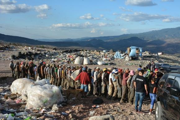 Tegucigalpa Trash Dump